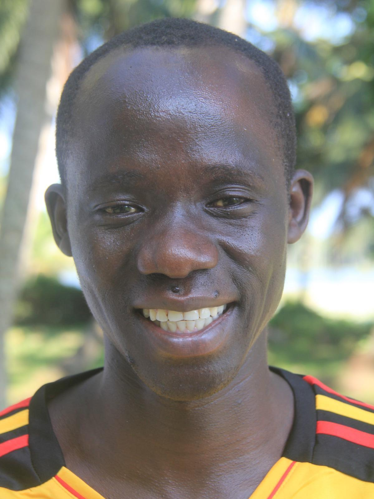 Samuel Odwar, Uganda
