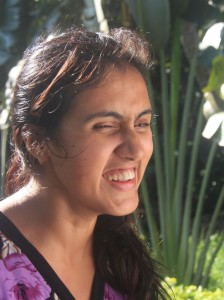 Smiling image of Sarita