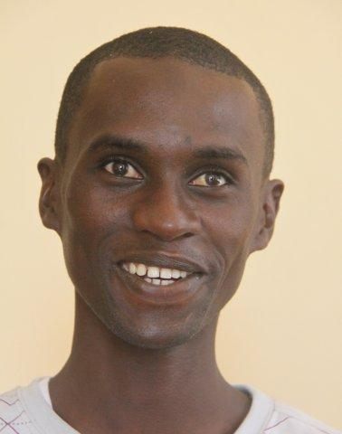 Alieu Jaiteh - The Gambia - (Start Now!)