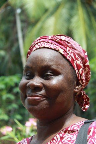 Flora Usang, Nigeria