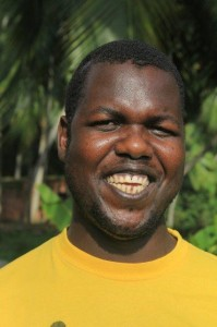 Smiling image of Ojok
