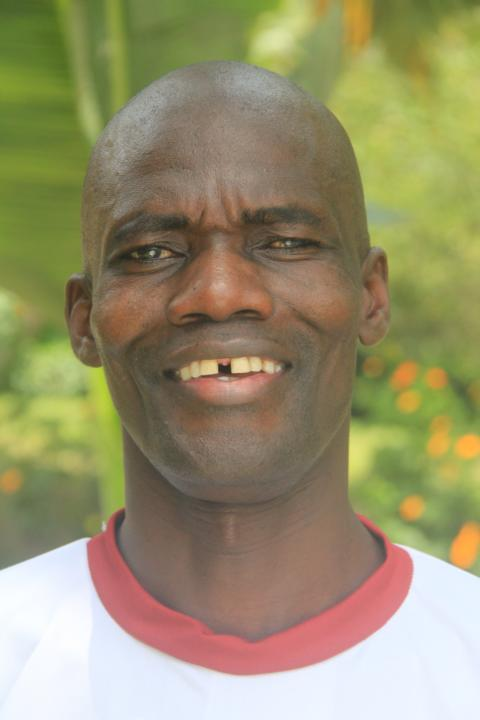 Stephen Ojungo – Kenya, (Hope restoration centre)