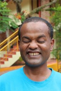 Smiling image of Abdu
