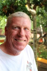 Smiling image of Bobby