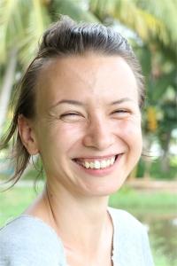Smiling image of Malwina