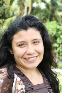 Smiling image of Yeliza