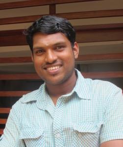 Smiling image of Sreekumar