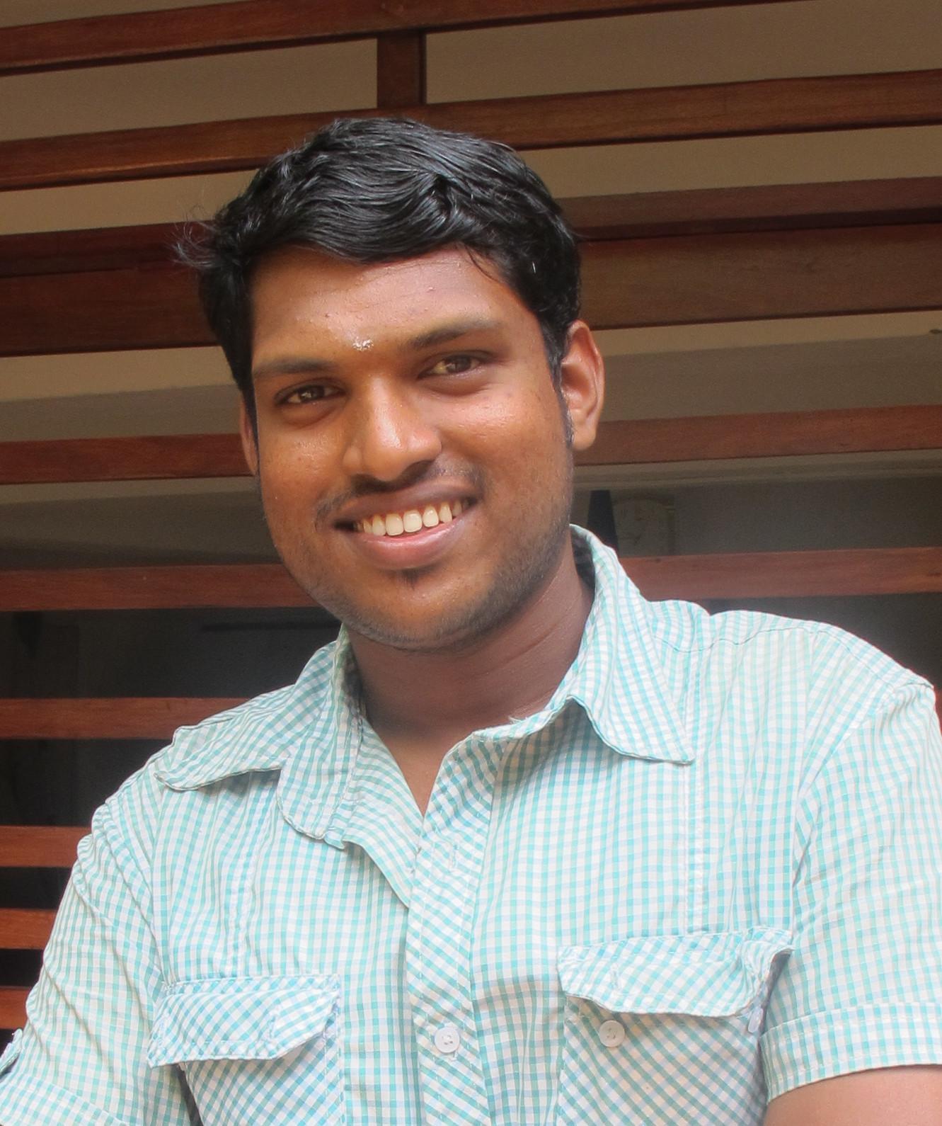 Sreekumar, Liason Officer