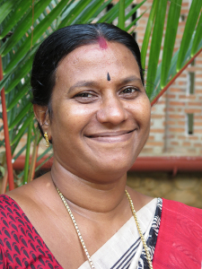 Smiling image of Beena