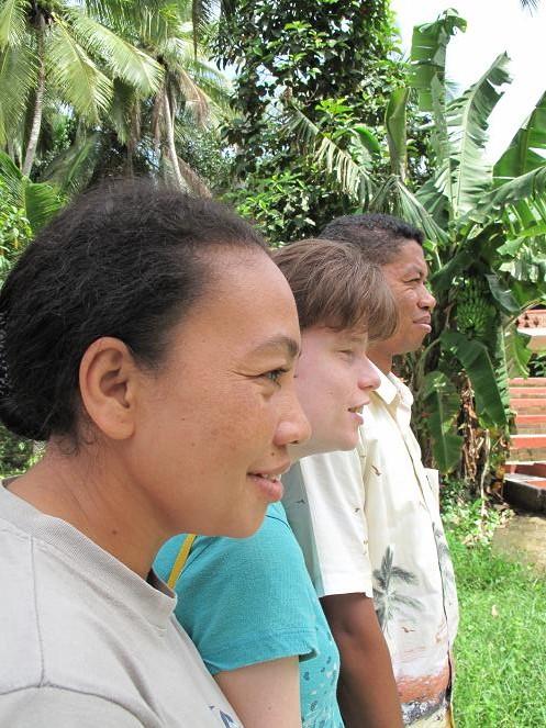 Holi Karin Martin, Madagascar