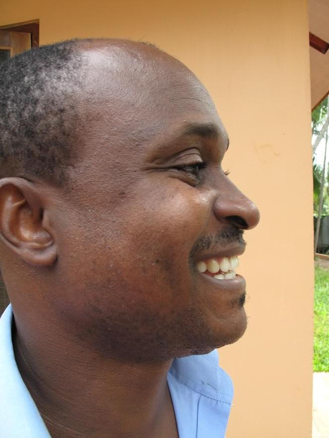 Julius Braimah, Ghana