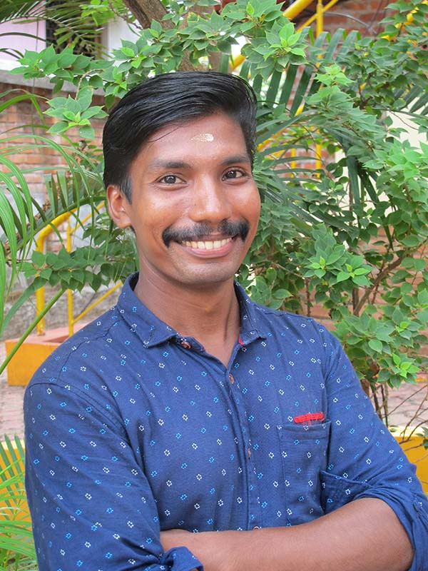 Ayyappan, Maintenance Assistant