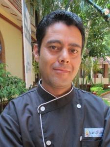Smiling image of Om Prakash