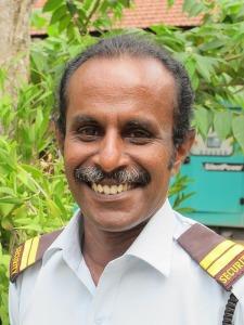 Smiling image of Suresh