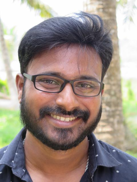 Smiling picture of Parthasarathy