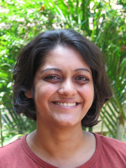 Smiling picture of Sonam