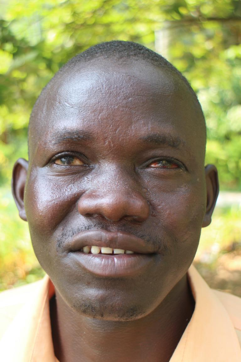Alfred Okello, Uganda