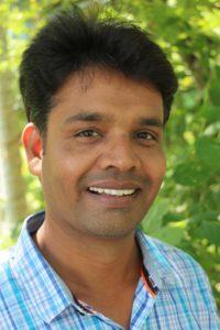 Smiling image of Anumuthu
