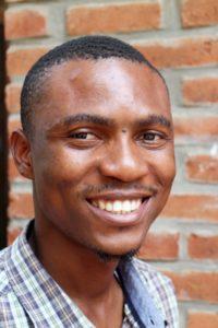 Smiling image of Emmanuel