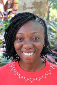 Smiling image of Gbemisola