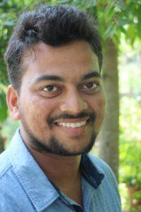 Smiling image of Lingala Naresh
