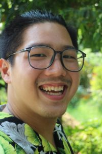 Smiling image of Pannavat Veeraburinon (Palm)