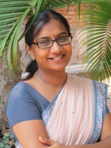 Smiling image of Poornima