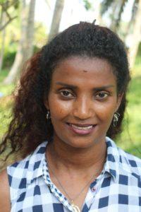 Smiling image of Rahel