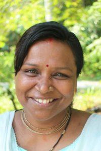 Smiling image of Sadhana