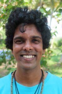 Smiling image of Kapila