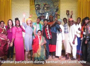 kanthari participants 2017 group photo after talent show