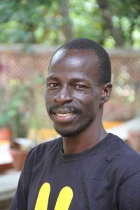 Smiling image of Opiyo