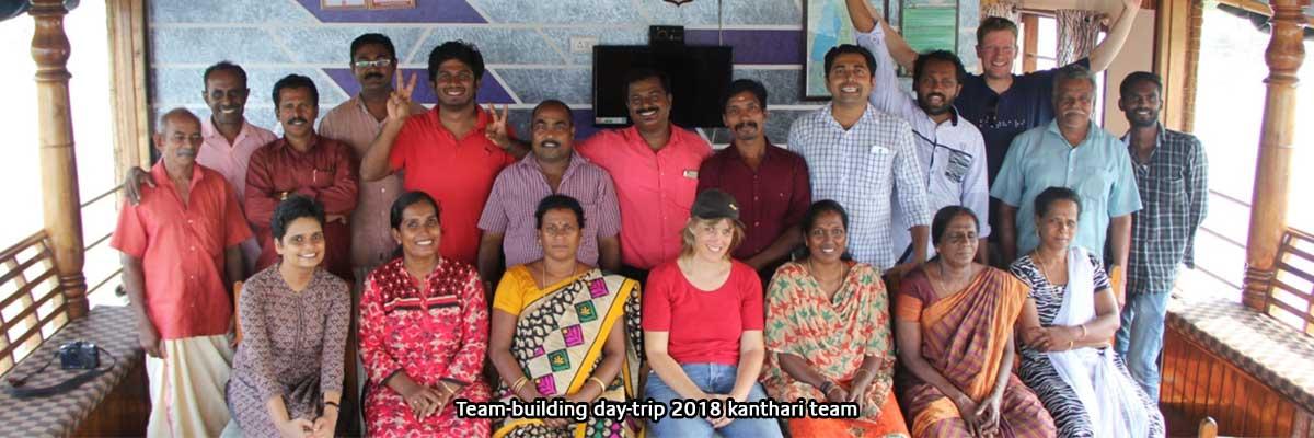 2nd Quarterly newsletter 18 - kanthari team outing