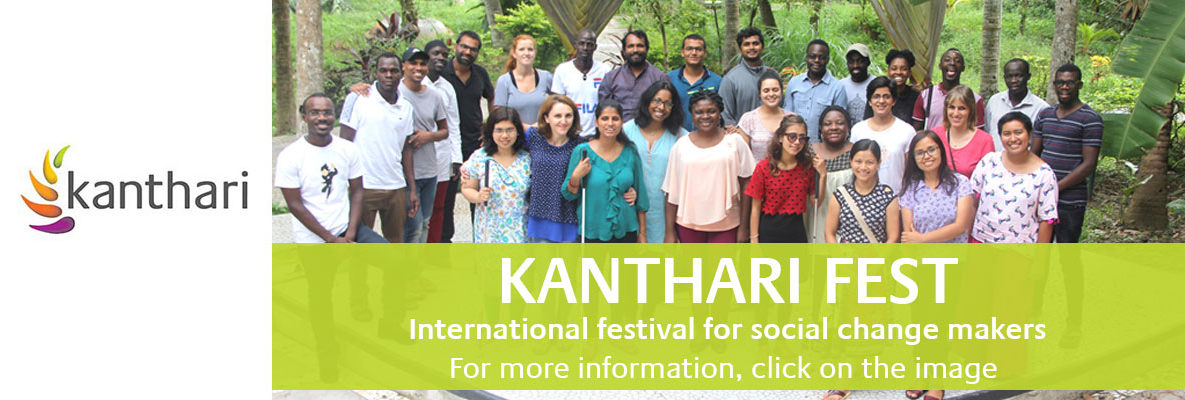 Volunteer need for kanthari fest