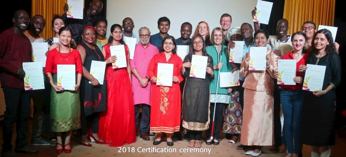 kanthari certification ceremony 2018