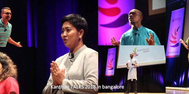 kanthari TALKS Bangalore 2018