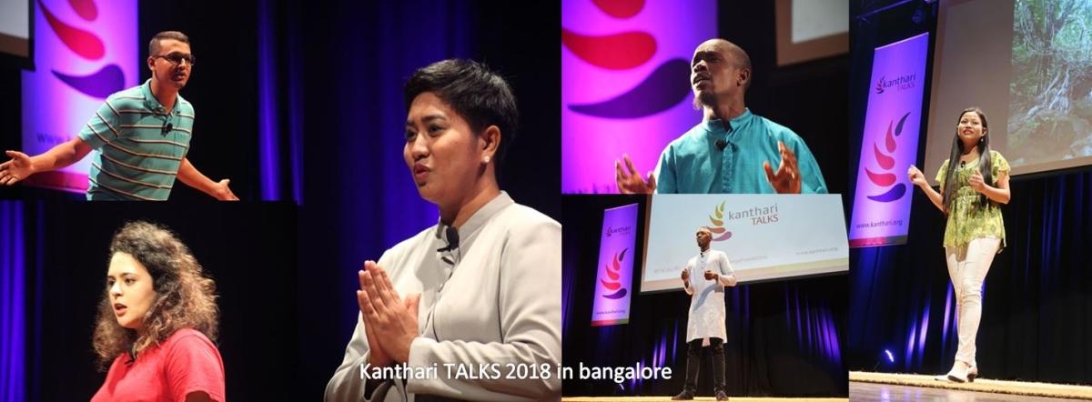 kanthari TALKS Bangalore 2018