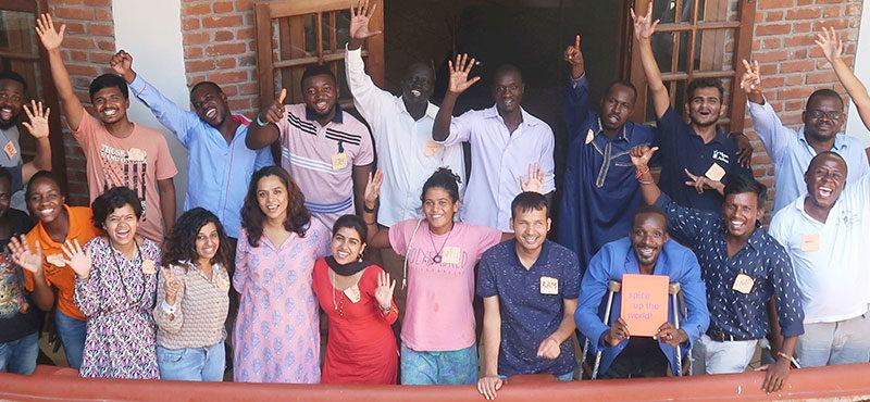 kanthari participants 2019