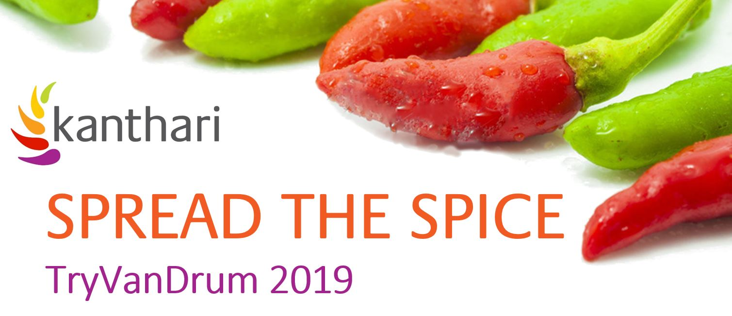 banner of the Spread The Spice event